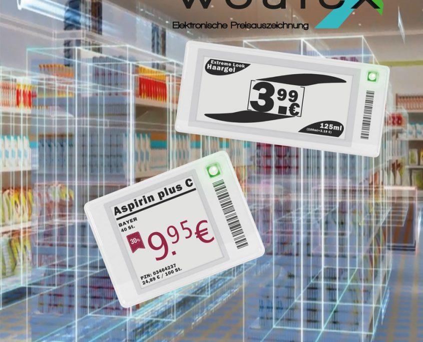 Digitalisierung durch Woutex